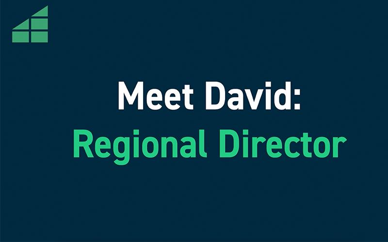 Meet David Murphy, Regional Director