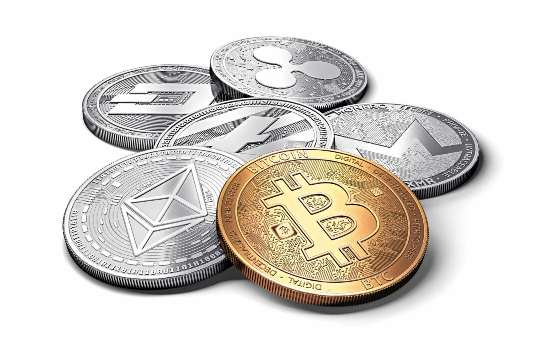 Cryptocurrency Opens New Frontier for Life Insurers